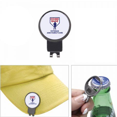 3-in-1 Golf Hat Clip